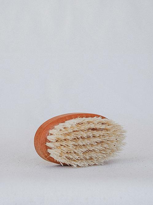 Cepillo de Madera Ovalado