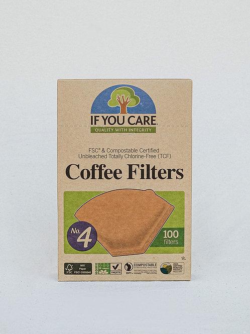 Filtros de Café Compostables