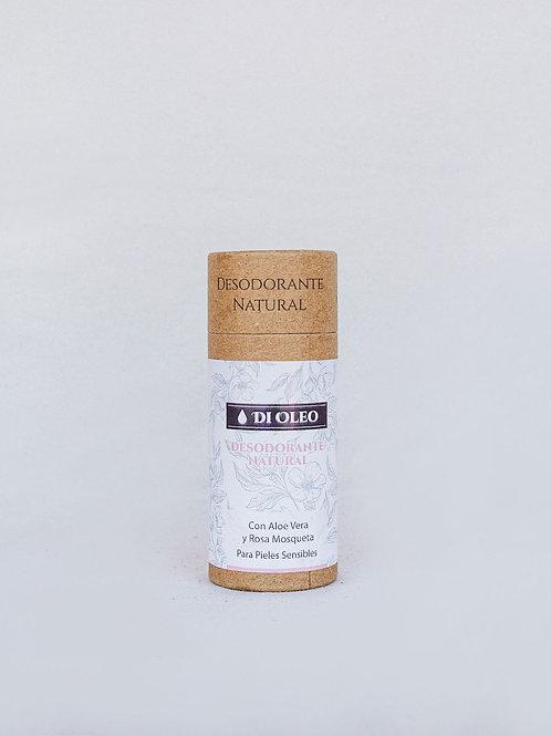Desodorante Natural Pieles Sensibles (Rosa Mosqueta)