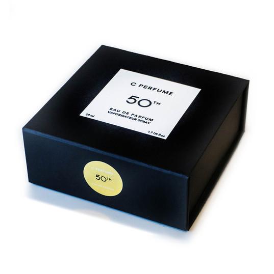 C Perfume 50TH Deluxe 50 ml