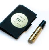 C Perfume 50TH Sample 2 ml