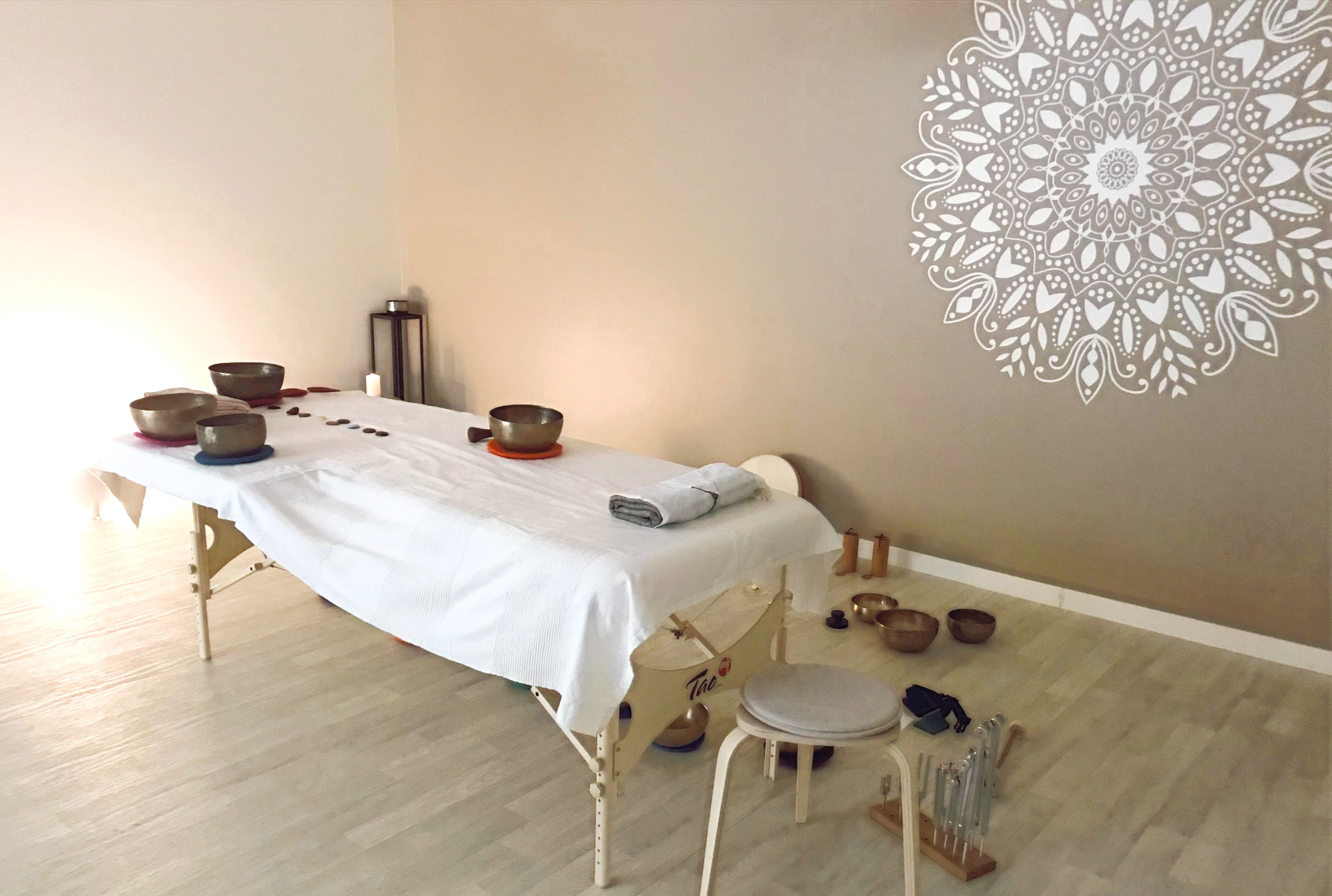 soin/massage sonore