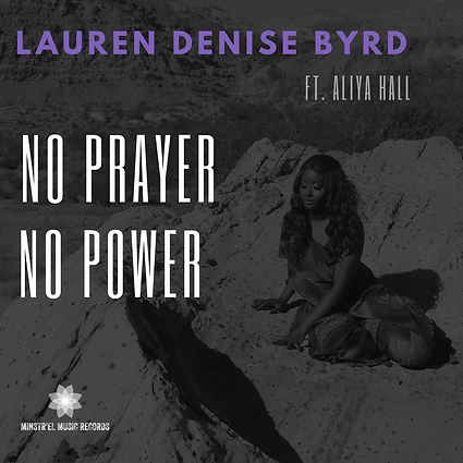 Copy of NO PRAYER NO POWER Official Cove
