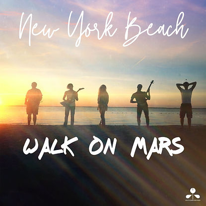 New York Beach, © 2021 Wol'Flower Records, a subsidiary of The Muzic Group, LLC. All Rights Reserved