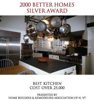 Kitchen Remodeling Award | Tim Meehan Builders
