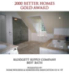 Bathroom Remodeling Award | Tim Meehan Builders