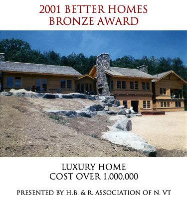Luxury Home New Construction Award | Tim Meehan Builders