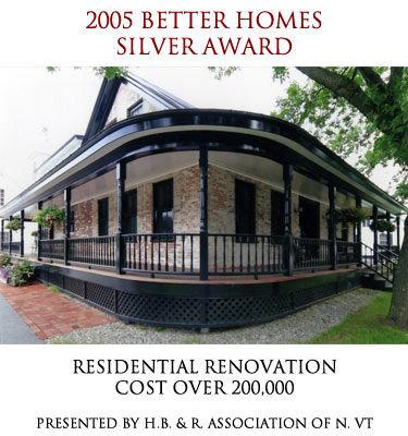 Residential Renovation Award | Tim Meehan Builders