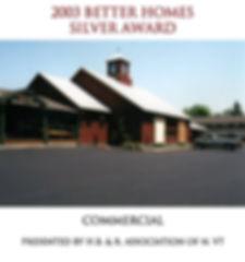 Commercial Building Award | Tim Meehan Builders