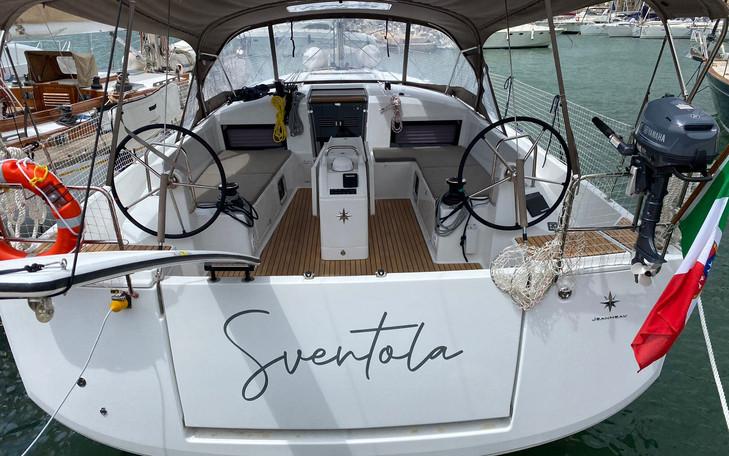 "Sun Odyssey 490 ""Sventola"""