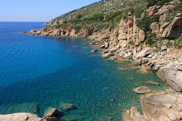 Isola del Giglio, Toscana