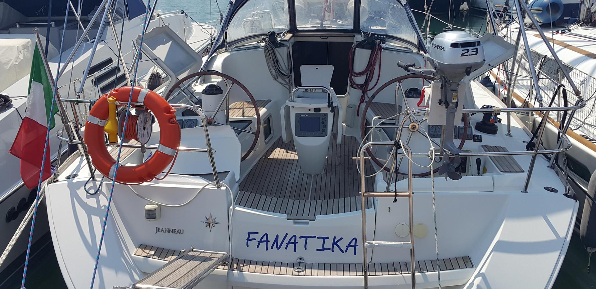 """Sun Odyssey 42i """"Fanatika"""""""