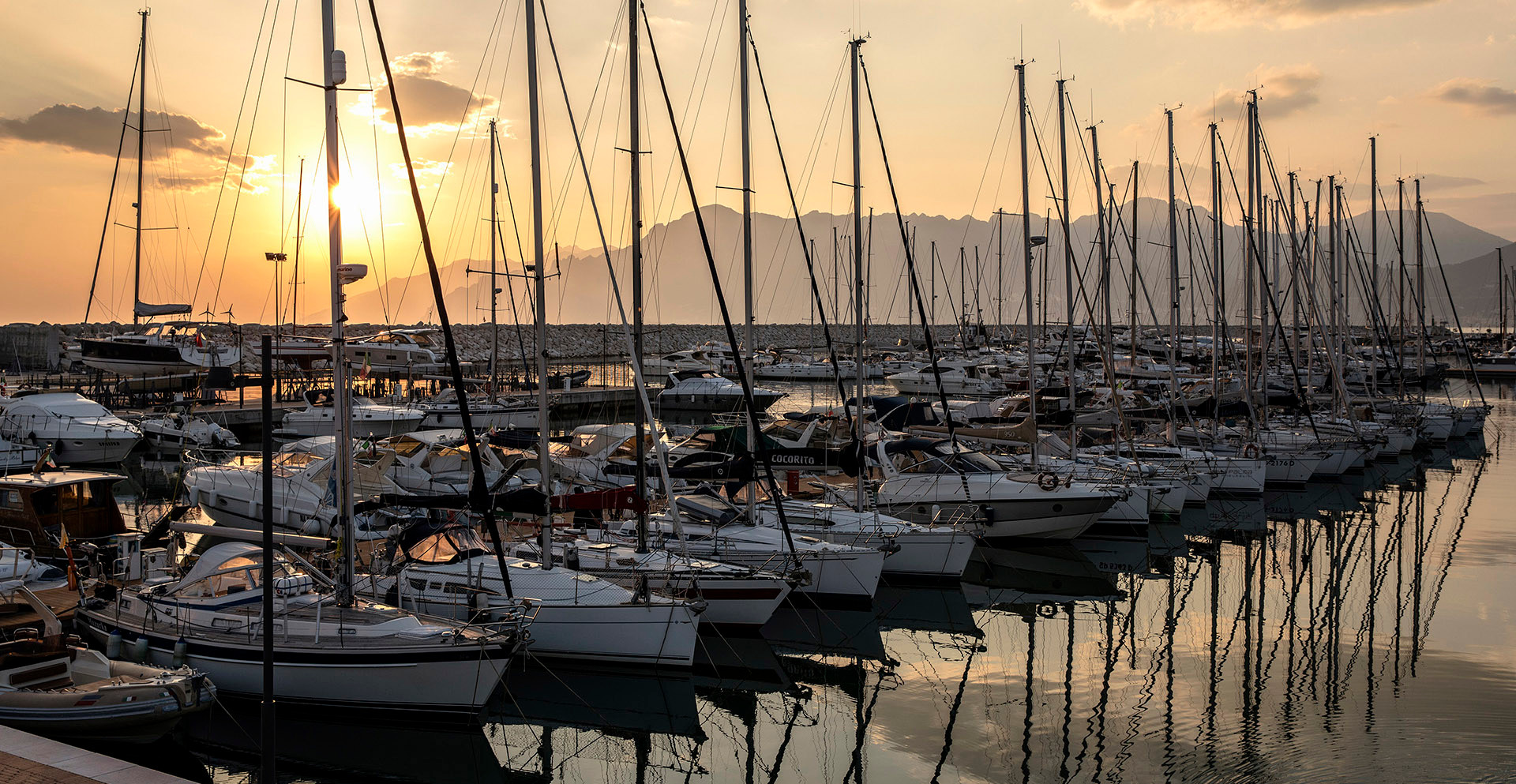 Marina d'Arechi - Salerno Port Village
