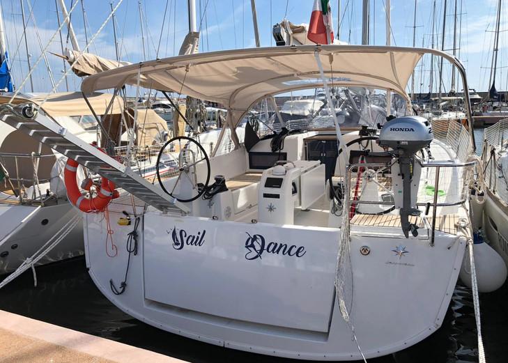 """Sun Odyssey 440 """"Sail Dance"""""""