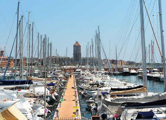 Porto Turistico Marina di Nettuno (RM)