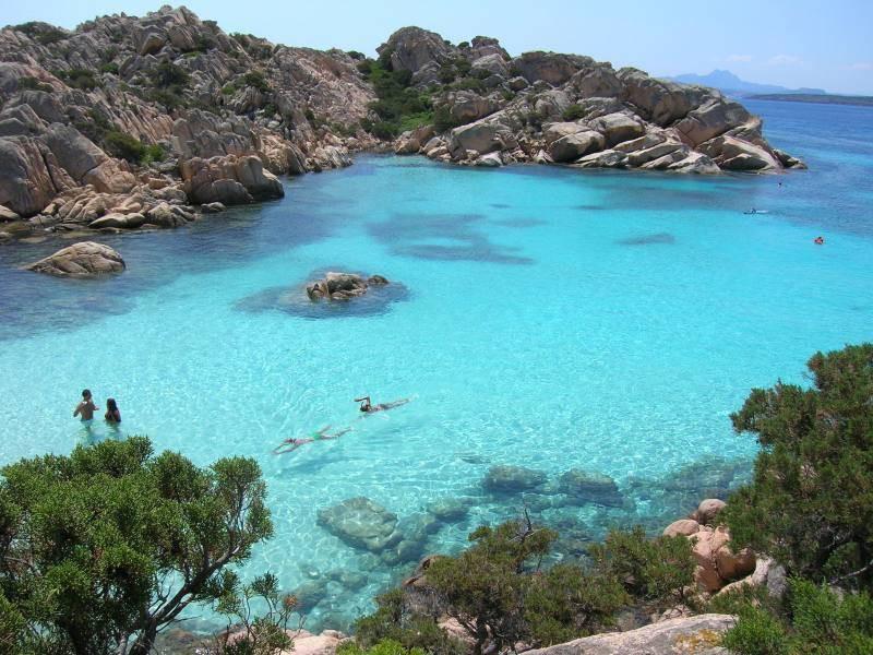 Bocche di Bonifacio, Sardegna