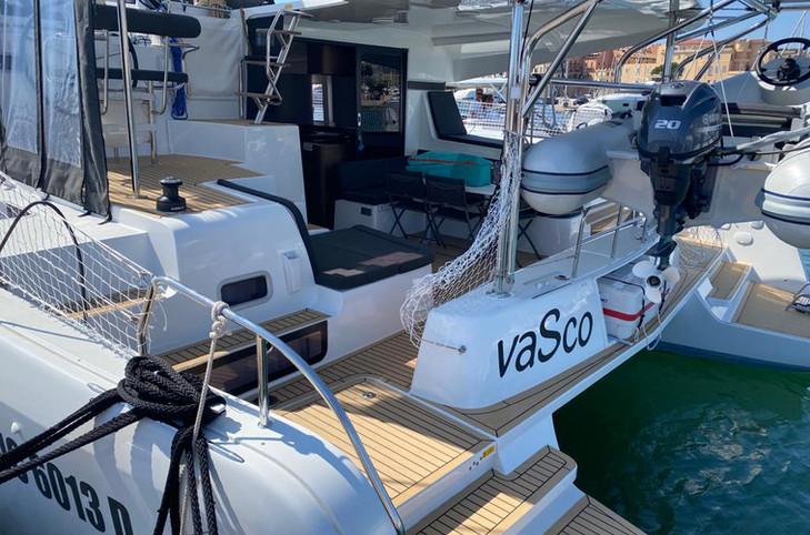 """Lagoon 42 """"Vasco"""""""