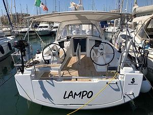 oceanis38_Lampo