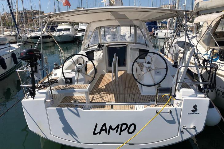 """Oceanis 38.1 """"Lampo"""""""