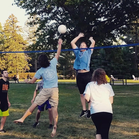 Nav Volleyball