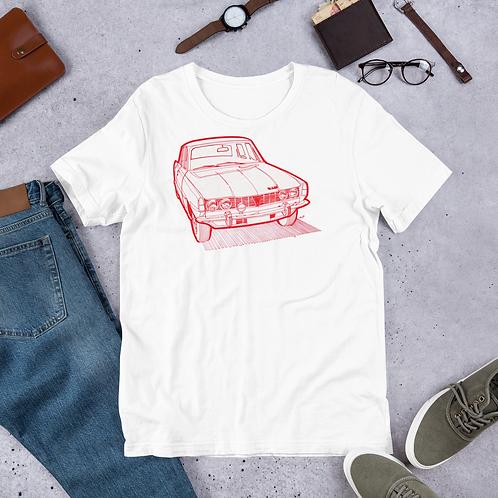 Rover 2000 TC White T-Shirt