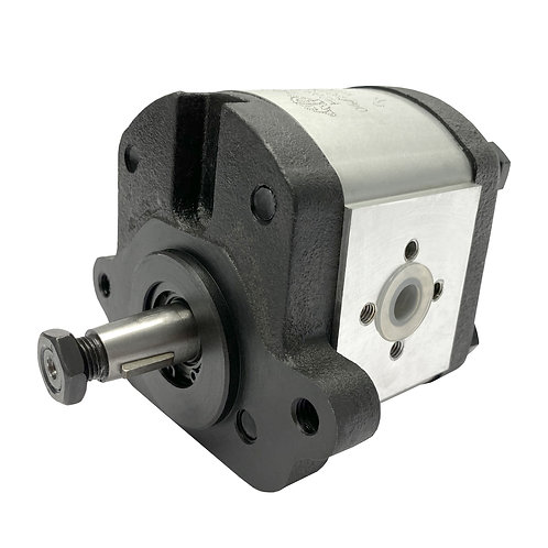 Massey Ferguson 3539857M91 Hydraulic gear pump replacement