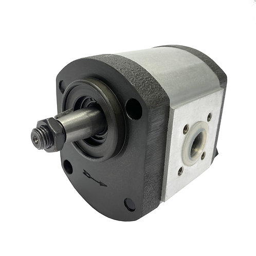 John Deere AL15149 Hydraulic gear pump replacement