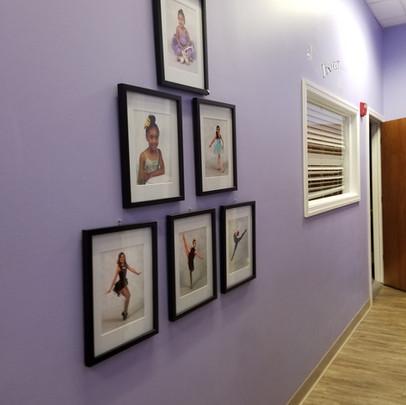 Student Photo Wall