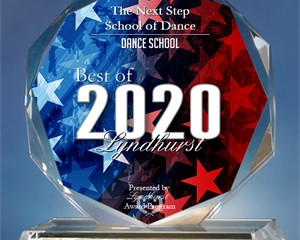 The Next Step Receives the Best of Lyndhurst Award