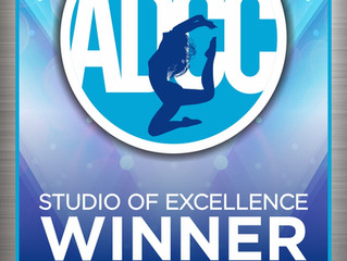 NSSD Wins ADCC: Studio of Excellence Award!
