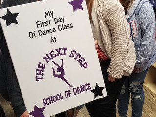 Congratulations!  You're Officially a Dance Parent!