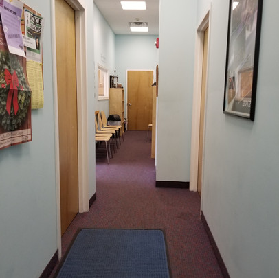 Studio Four Hallway