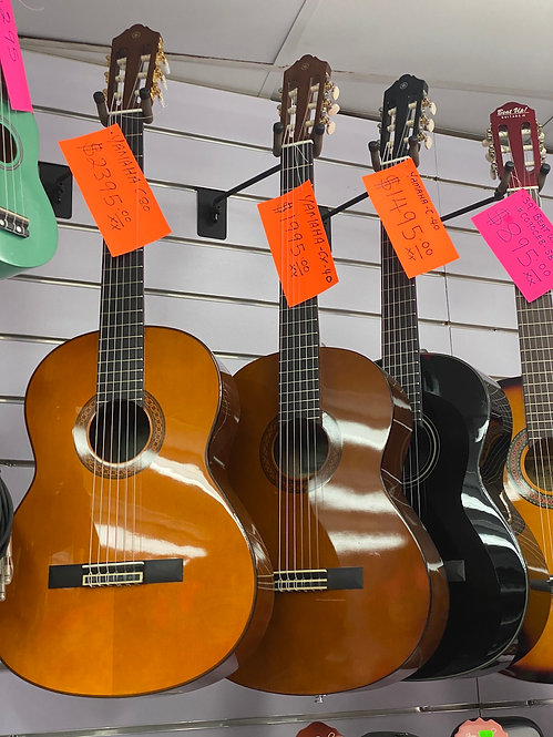 Yamaha Classical Guitars