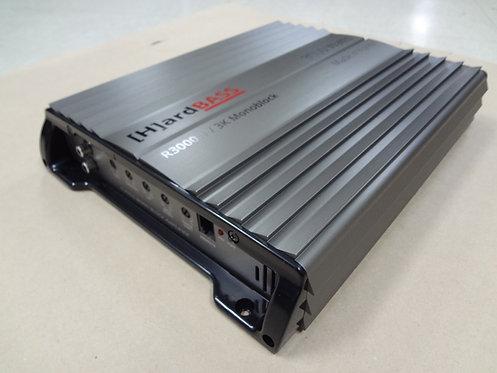 HardBASS R3000.1 (1500RMS Monoblock)