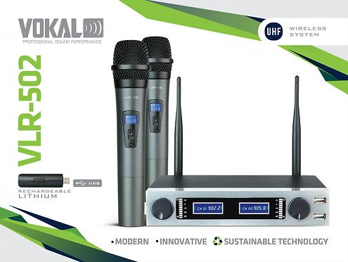 Vokal VLR502