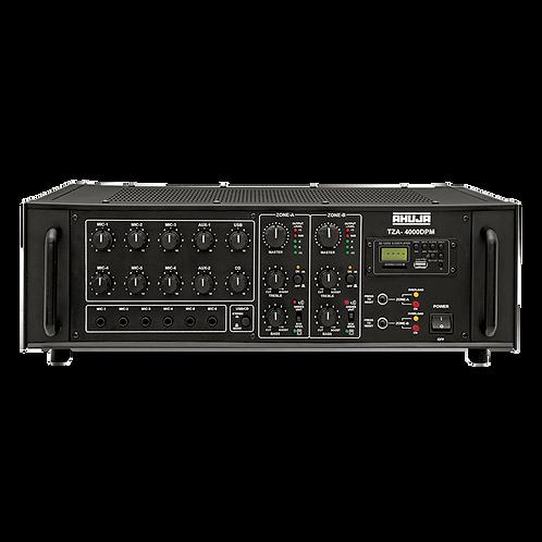 Dual-Zone PA Amplifiers