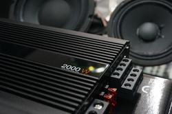 R2000.4 Car Amplifier