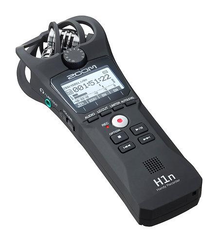 Zoom H1n Recorder