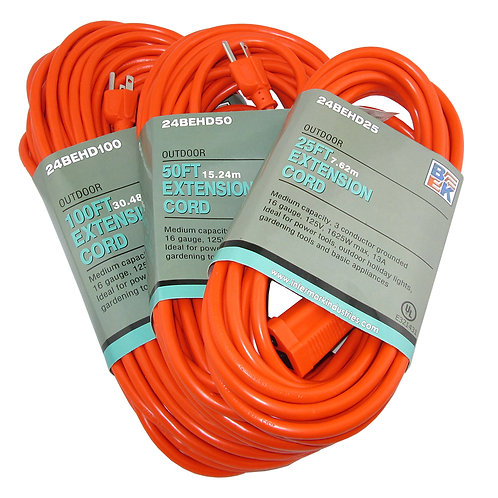 Power Extension Cables (Outdoor)
