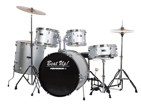 BeatUp! 5-Piece Drum Set