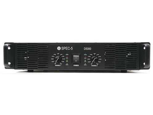 SPEC5 Power Amplifier