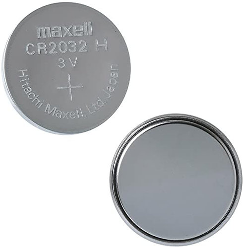 Coin Batteries (Maxell)