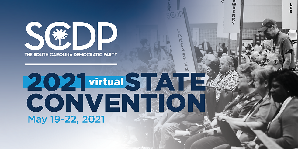 SCDP 2021 Virtual State Convention