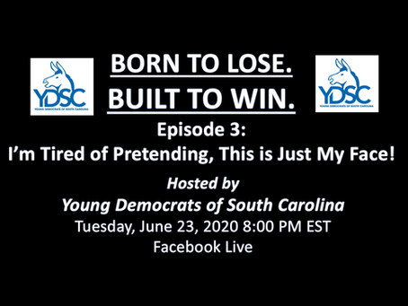 Born to Lose. Built to Win.: I'm tired of pretending, this is just my face? 06-23-2020