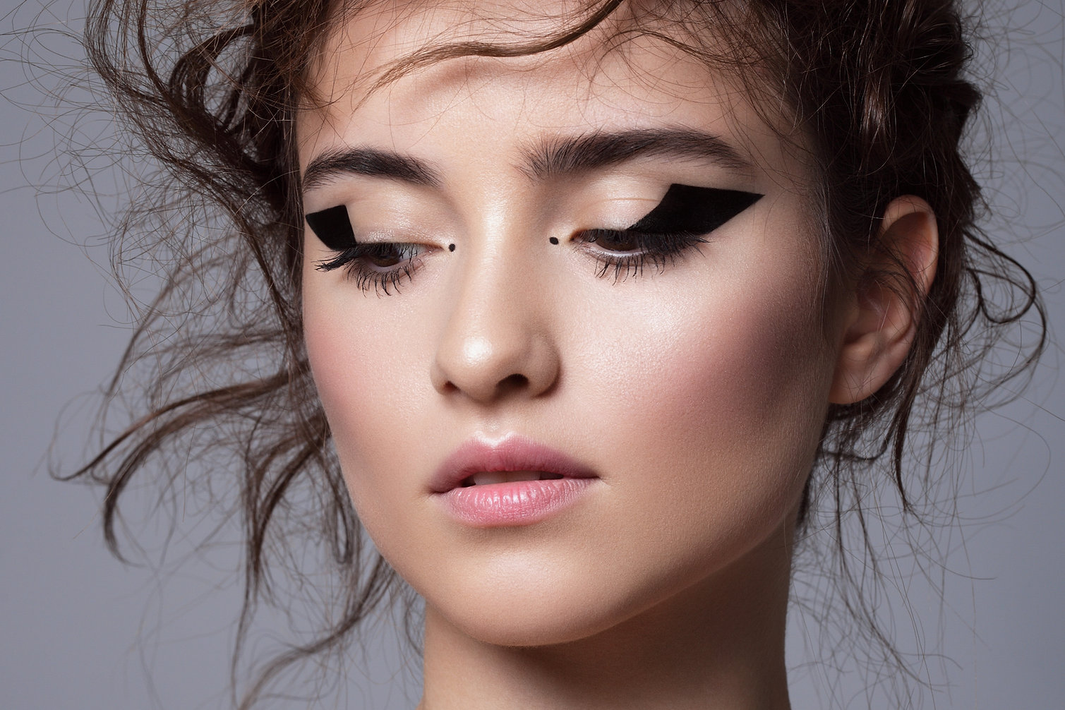 Graphic Eyeliner Makeup
