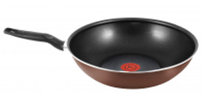 Poêle /Wok Essential- 28cm- Tefal- Brownie