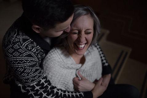 photographe de demande en mariage à Québec