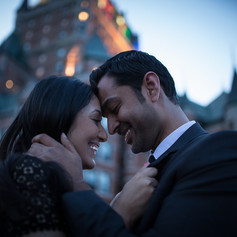 Mr. & Mrs Saparia from Illinois, USA