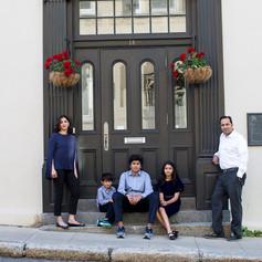 Huma & Family from New-York