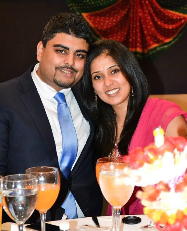 Darshan & Priya